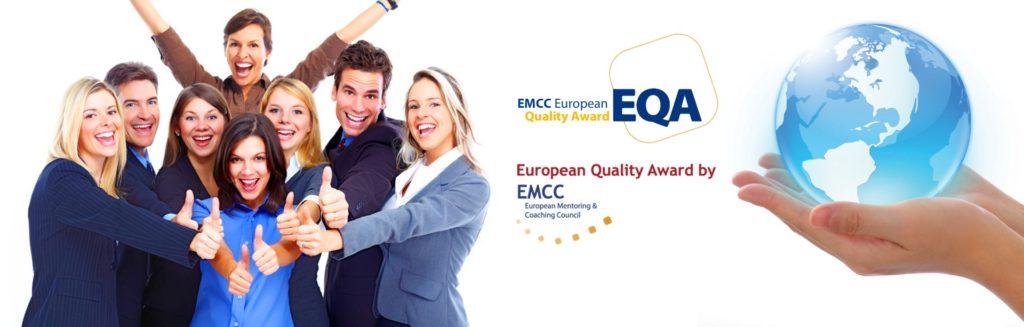 Coach Praktyk Biznesu EQA EMCC European Quality Award European Mentoring and Coaching Council