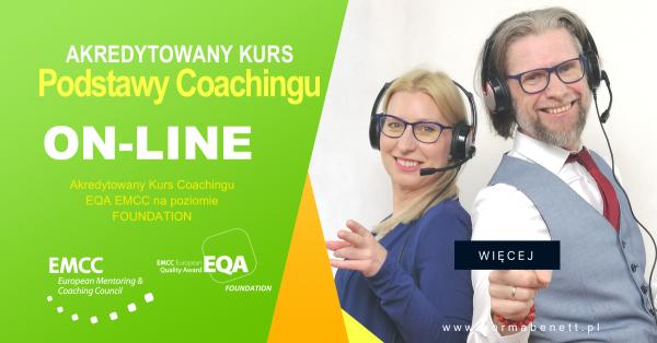 Akredytowany Kurs Podstawy Coachingu EQA EMCC Akademia Coachingu Norman Benett
