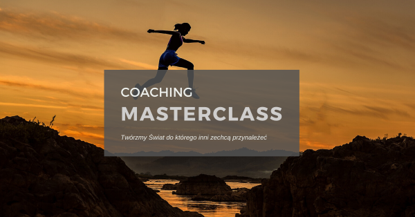 coaching masterclass Akademia Coachingu Norman Benett