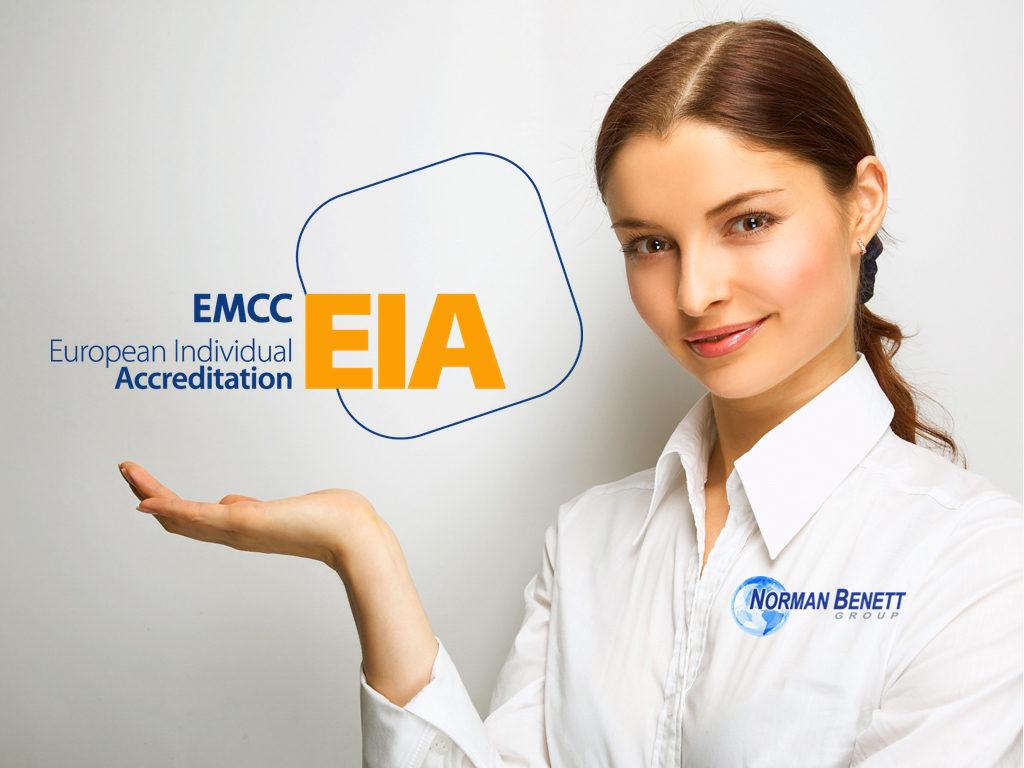 Akredytacja indywidualna EMCC accreditation EIA